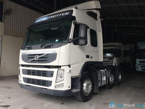 volvo trucks fm  kg  selangor auto