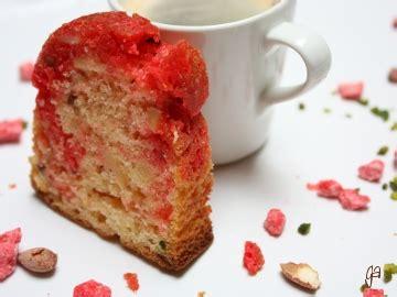 cake aux pralines roses chocolat caetera