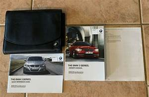 2011 Bmw 3 Series Owners Manual Oem Users Guide 328i 335i