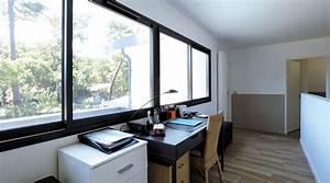 Une Maison Contemporaine Et Design  U00e0 Hossegor   Espace