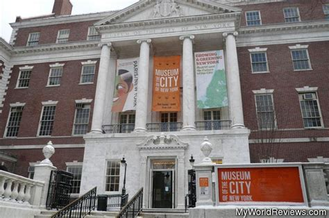 review of museum of the city of new york at myworldreviews