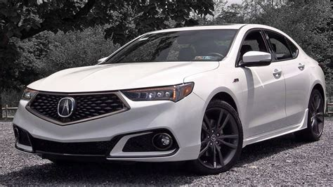 acura tlx review youtube