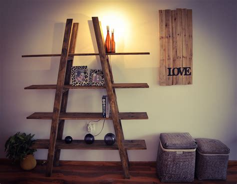 ish bookshelf love pallet art furniture decor