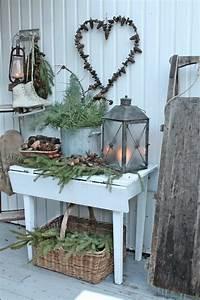 weihnachtsdeko auf dem balkon im winter gestalten 16 With französischer balkon mit winter blumen für garten