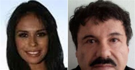 Meet El Chapo's American beauty queen wife who married ...