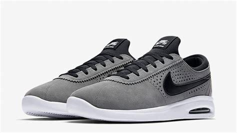 barato nike sb air max bruin vapor l zapatillas para hombres negro syjsafx nike sb air max bruin vapor grey the sole supplier