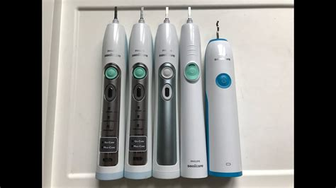 Philips Sonicare CleanCare+/EasyClean/FlexCare review