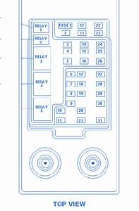 Ford Expedition Xlt 1997 Interior Fuse Box  Block Circuit Breaker Diagram  U00bb Carfusebox