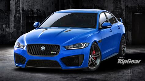 jaguar xe   top gear