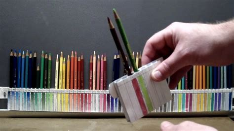 colored pencil organizer how to organize your colored pencil collection cleverpedia