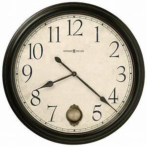 glenwood, falls, wall, clock, 36, u0026quot, , by, howard, miller