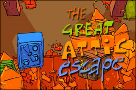 The Great Attic Escape Walkthrough, Comments And More