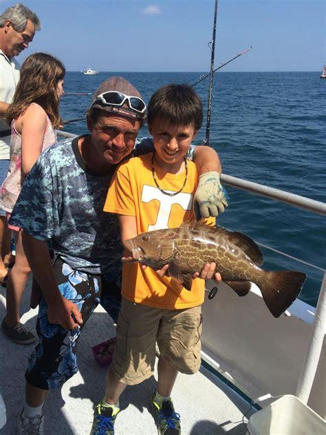 lauderdale fort fishing grouper nice drift caught ft let go