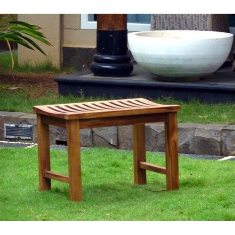 Banc Teck Leroy Merlin Table Jardin Leroy Merlin