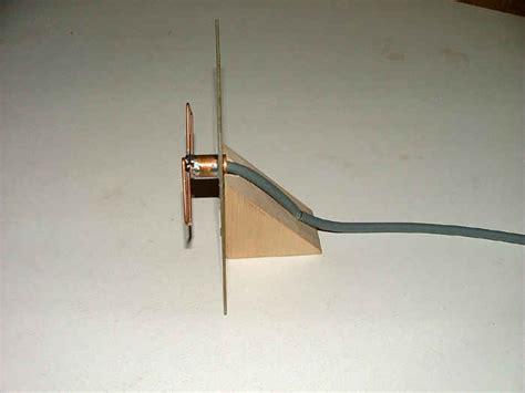 fabriquer antenne fm interieur schema antenne fm radio