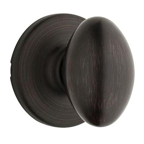 kwikset aliso venetian bronze closet knob 200ao 11p