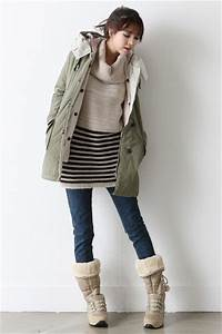 Korean Winter Fashion For Women | www.imgkid.com - The ...