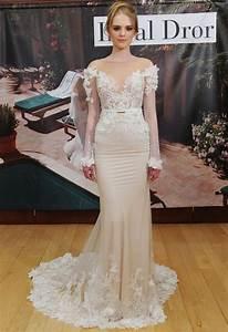 Dressing New York : wedding dress by inbal dror hottest dresses from new york bridal fashion week spring 2015 ~ Dallasstarsshop.com Idées de Décoration