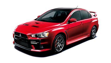 Mitsubishi Lancer Evolution Final Edition Confirmed For Oz