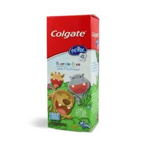 Kids Fluoride Free Toothpaste