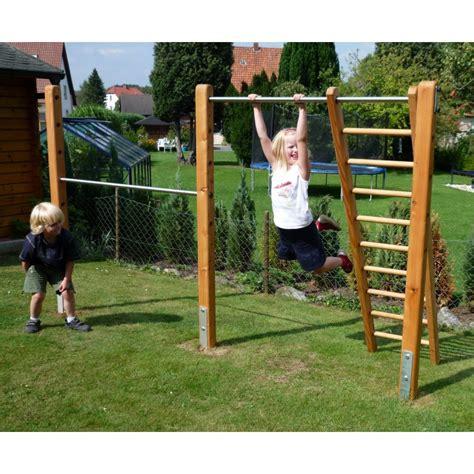 Doppelturnreck Reckstangen Für Ihre Kinder Im Garten