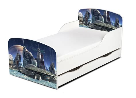 kinderbett matratze 140x70 kinderbett 140x70 cm mit matratze und schublade thema