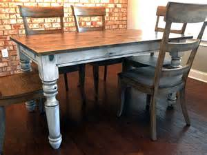 Laura Country Farmhouse Table