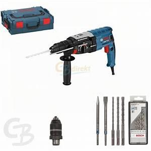 Bosch Profi Werkzeug : bosch bohrhammer mit sds plus gbh 2 28 f mit zubeh r cbdirekt profi shop f r werkzeug ~ Orissabook.com Haus und Dekorationen