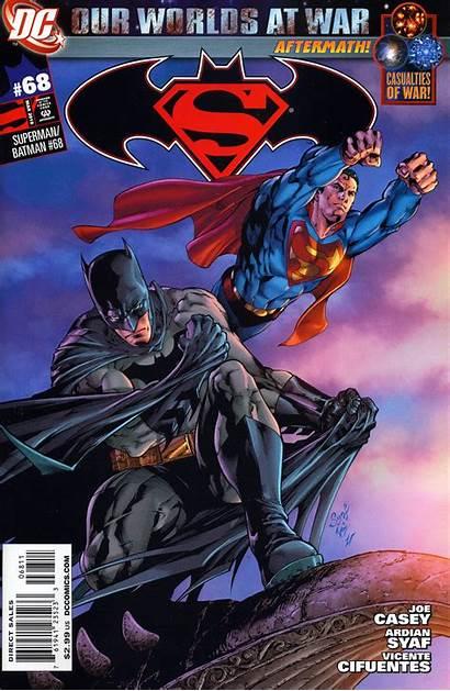 Batman Superman Jim Lee Dc Comic Comics