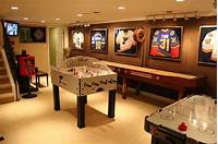 home game room Game Room Ideas for Fun and Better Game and Fun Space