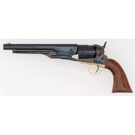 colt 1860 army revolver series reproduction signature box firearms catalog historic