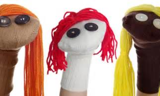 Puppets Make with Preschoolers