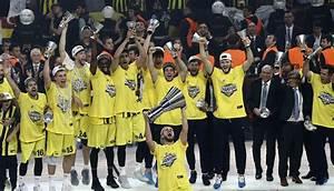 Euroligue : le Fenerbahçe, premier club turc sacré ...