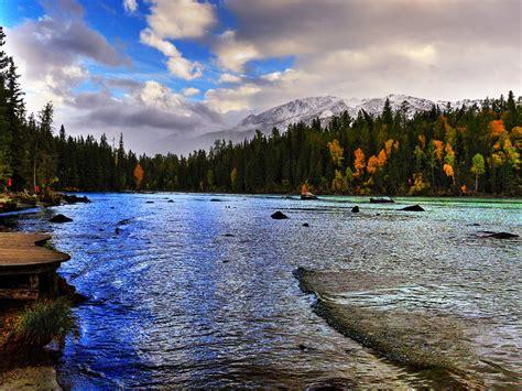 Kanas Lake Xinjiang China Travel Photo HD Wallpaper 15 ...