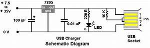 Hobby Electronics  Usb Charger
