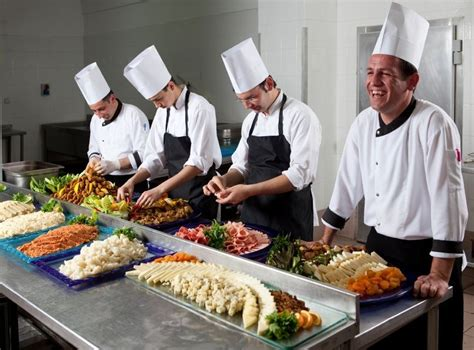 cuisine pro services professional chef kitchen staff style comfort