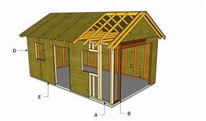 9 Free Sets of Complete Garage Plans