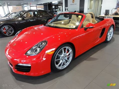 guards red porsche guards red 2013 porsche boxster s exterior photo 67533849