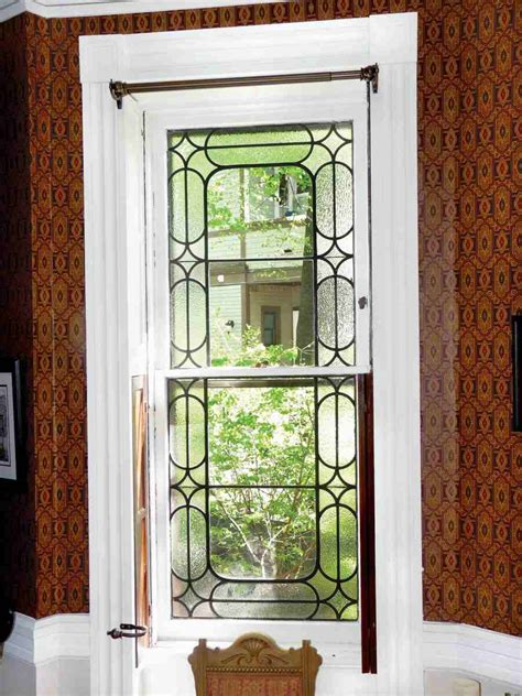 weatherstripping double hung sash restoration design   vintage house  house