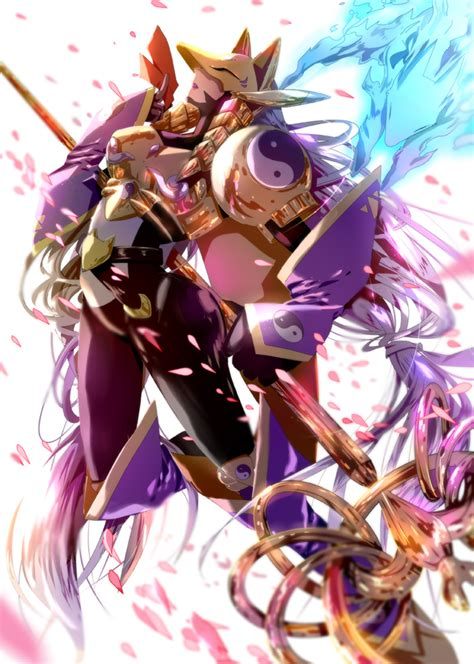 digimon tamers mobile wallpaper zerochan anime image board