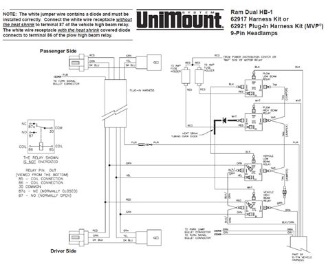 The Boss Snow Plow Wiring Diagram Gallery