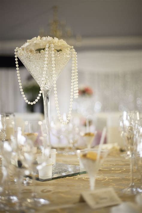 Pearls For Decoration - wedding deluxe d 233 cor pearl centrepiece ladyluxejewels