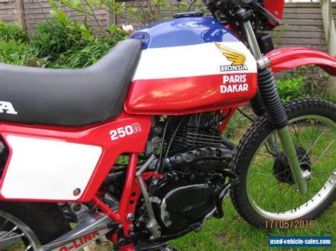 Dakar For Sale by Honda Xl 250 Dakar For Sale In The United Kingdom
