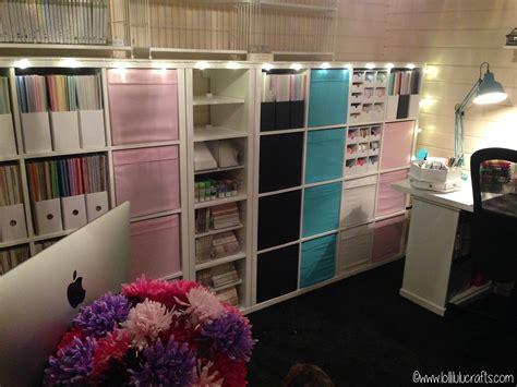 craft room storage solutions lolli s lodge storage solutions craft room tour stickers lolli lulu crafts