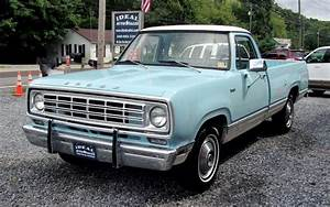 Gentleman U2019s Pickup  1976 Dodge D100 Custom
