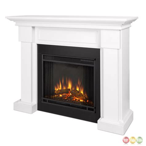 electric heater fireplace hillcrest led electric heater fireplace in white 4700btu