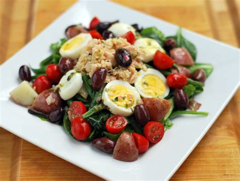 cuisine nicoise salad recipes