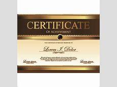 Modern certificate design free vector download 9,515 Free
