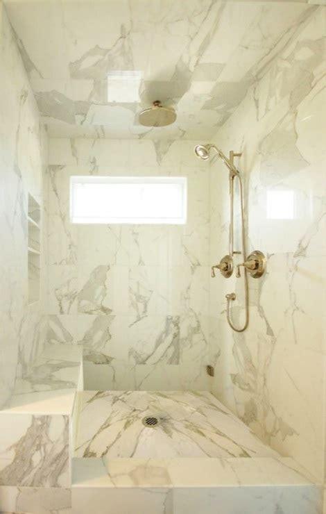 carrara marble bathroom designs calcutta marble shower surround contemporary bathroom