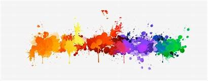 Splash Paint Colorful Coloursplash Freetoedit Transparent Nicepng